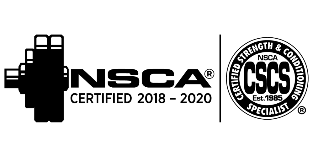NSCA Certification Logo - CSCS_Black