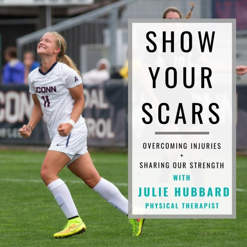 SHOW YOUR Scars - julie hubbard